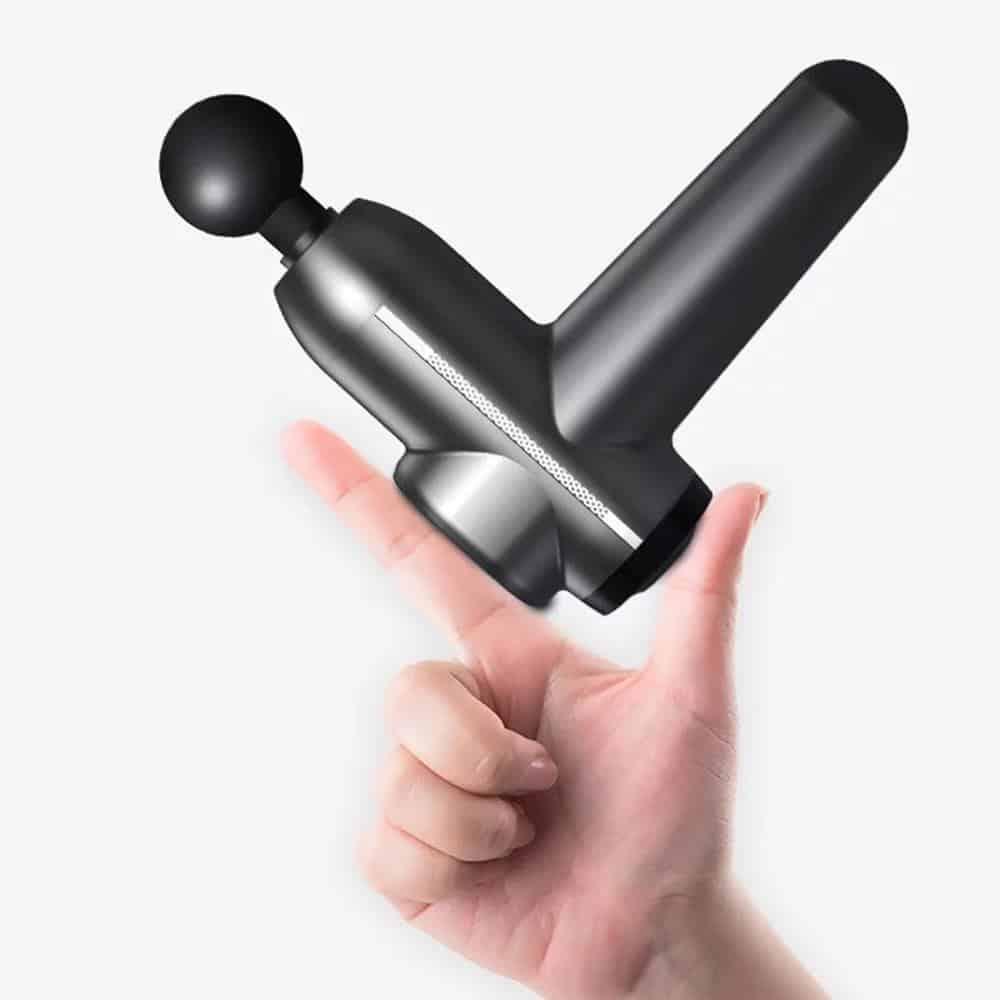 Pocket Pro Gun Hand View