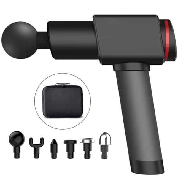 botthms massage gun with tools