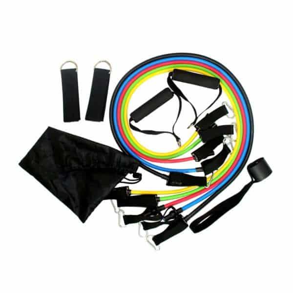 botthms premium gym resistance bands set