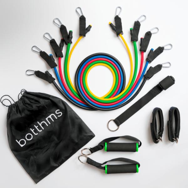 botthms premium gym set
